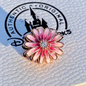 PANDORA Pink Daisy Flower Charm
